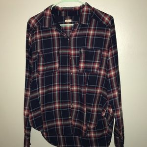 Thick and soft flannel!